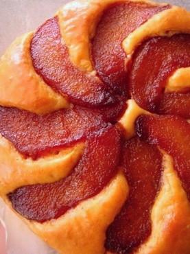 12-キャラメル梨のケーキ (1).jpg